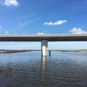 Nieuwendijks brug Kampen Kanoverhuur van de Streek